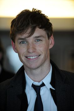 Eddie Redmayne Honestly don't know who he is, but he's the spitting image of my Dad in his youth