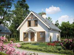 O casa de vis cu 4 dormitoare mansarda si garaj - proiect detaliat cu fotografii Villas, Steel Framing, Attic Rooms, Home Fashion, Portal, Shed, Outdoor Structures, Cabin, How To Plan
