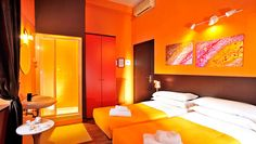 Colours Hotel Rome- great hotel!