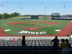 Rent One Ballpark - Marion, IL (Southern Illinois Miners, Independent) Places Ive Been, Places To Go, Williamson County, Baseball Teams, Southern Illinois, Economic Development, Day Trips, Lincoln, Tourism