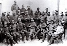 Chilean Horse Grenadiers - Pacific War