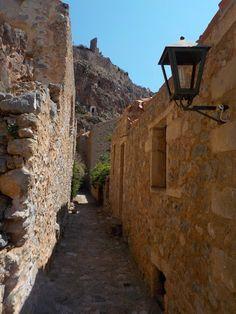 Malvasia - Monemvasia - medieval castle-city in Greece