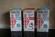 Vamousse to prevent and treat head lice - review and giveaway - Over 40 and a Mum to OneOver 40 and a Mum to One