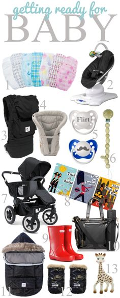 My favourite baby items to date! | thedoctorscloset.com