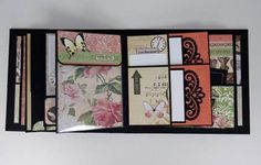 Everyday Life Medium (8x8) Photo Album created by crafter Patti Katai using KaiserCraft, Mademoiselle Paper Collection and Heartfelt Creations die cuts for tag toppers.  Click on the link below to purchase the tutorial: http://shop.paperphenomenon.com/Everyday-Life-Medium-8x8-Photo-Album-Tutorial-tut0136.htm?catego ryId=-1  Click on the link below to purchase the tutorial and video combo: http://shop.paperphenomenon.com/Everyday-Life-Medium-8x8-Photo-Album-Tutorial-and-Video-Combo-tutvi