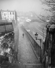 Willy Ronis :: Menilmontant, Paris, 1948