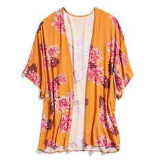 Stitch Fix Fall Stylist Picks: Floral Kimono