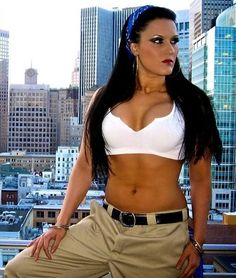 One of the most underrated female wrestlers in the world, Melissa Anderson aka Cheerleader Melissa aka Alissa Flash aka Raisha Saeed aka Lucha Underground's Mariposa. http://hubpages.com/sports/PWI-Female-50-for-2009