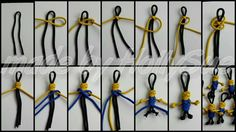 Minion Tutorial by Holly van Sue | Swiss Paracord