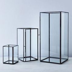 Simple Glass Mirrored Lantern on Food52
