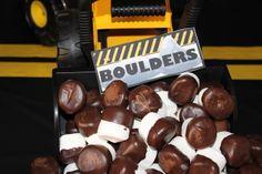"Photo 3 of 22: Construction, Dump trucks, / Birthday ""Caleb's 3rd Construction Birthday "" | Catch My Party"