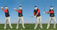 Try these moves for a pain-free swing: Here are four key areas where golfers can transfer some of the stress of the golf swing to areas of the body better suited to handle it. Here's how to do it.