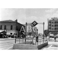 Metro de Ciudad Lineal. Años 60