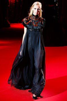 Ulyana Sergeenko spring - summer 2017. Couture. Russian fashion designer.