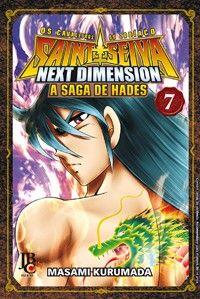 LIGA HQ - COMIC SHOP Cavaleiros do Zodíaco  Next Dimension #07 - Reposições PARA OS NOSSOS HERÓIS NÃO HÁ DISTÂNCIA!!!