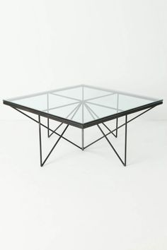 glass coffee table - Compare Price Before You Buy Square Glass Coffee Table, Coffe Table, Coffee Table Design, Glass Table, Design Furniture, Home Decor Furniture, Table Furniture, Home Furnishings, Furniture Online