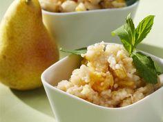 Süßes Couscous mit Früchten
