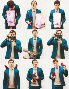 This is adorable your argument is invalid. Logan Lerman.