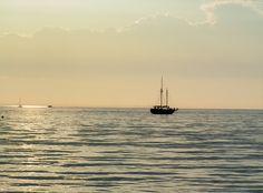 Tallinn Bay, Estonia