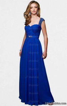 Cool Electric blue bridesmaid dresses 2018-2019 Check more at http://24myfashion.com/2016/electric-blue-bridesmaid-dresses-2018-2019/