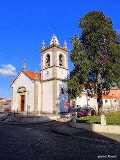 Igreja Matriz de Poiares em honra a Santo André em Vila Nova de Poiares