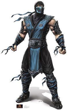Conceptual artwork of Sub Zero from the newly-released Mortal Kombat videogame. Sub Zero Sub Zero Mortal Kombat, Kitana Mortal Kombat, Video Game Characters, Fantasy Characters, Fictional Characters, Gi Joe, Marvel Dc, Skorpion Mortal Kombat, Claude Van Damme
