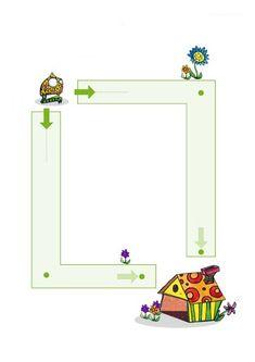Grafomotricitate | Elena Stroe Cabinet Individual de Psihologie Tracing Worksheets, Preschool Worksheets, Symbols, Letters, Cabinet, Montessori Toys, Clothes Stand, Closet, Letter