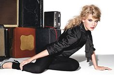 Glamour - Taylor Swift