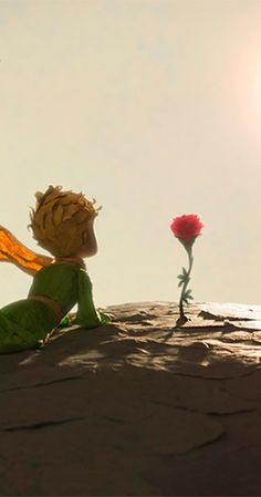 The Little Prince photos, including production stills, premiere photos… Wallpaper Rose, Tumblr Wallpaper, Wallpaper Quotes, Little Prince Quotes, The Little Prince Movie, Event Photos, Animation, Love, Drawings