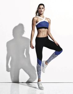 Heroine Sport SS16 collection from Fashercise - Fitness Women's active - http://amzn.to/2i5XvJV