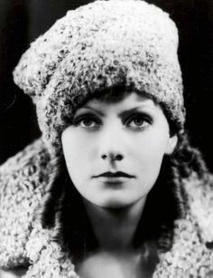 Greta Garbo. 1930's