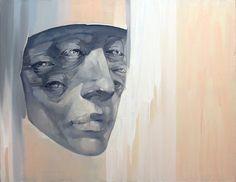 Daria Ozerova paintings on Behance