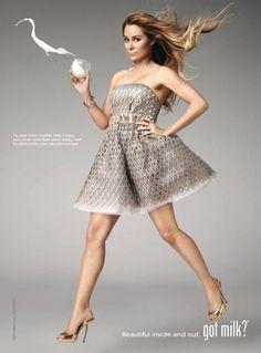 Lauren Conrad - Got Milk?