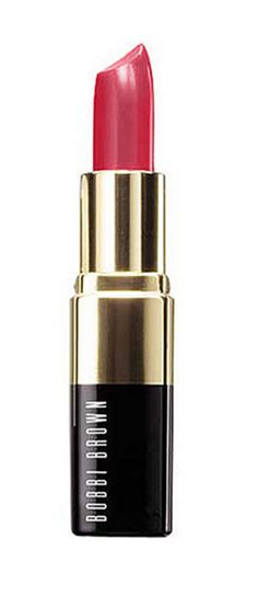 for the perfect berry kissed lip try: 'hollywood red' by Bobbi Brown