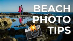 Looking for some helpful tips for engagement photos at the beach? We've got you covered with these natural light techniques! In this behind the scenes video we cover easy poses, camera settings, and lighting tips to get perfect photos at the beach! Check out the whole workshop: Full list of gear used to shoot the […] School Photography, Still Life Photography, Beach Photography, Photography Business, Vintage Photography, Creative Photography, Engagement Photography, Photography Tips, Nature Photography
