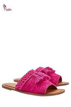 next Femme Mules À Pampille Standard Rose EU41 - Chaussures next (*Partner-Link)