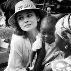 Audrey Hepburn not only a style icon for me but a woman who devoted the second half of her life to helping children all around the world, she's a true inspiration