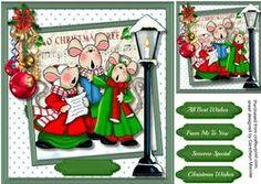 The Mice Christmas Choir