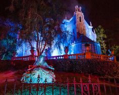 Haunted Mansion - Not So Scary