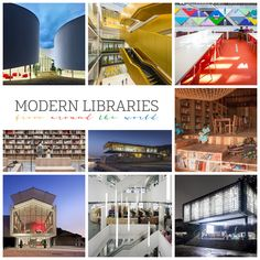 A list of most tremendous examples showing how modern libraries are shaping the way we learn and enjoy reading in the digital age.