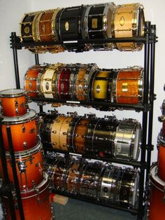 That's ALOT of fun waiting to happen #drum