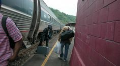 Make Your Amtrak Trip Easier with Their Free Red Cap Service