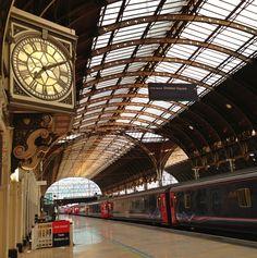 London Paddington Railway Station (PAD) in Paddington, Greater London