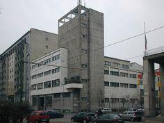 Milano_Edifcio in Corso Sempione | Flickr - Photo Sharing!