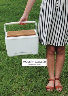 10 SEPTEMBER DIYS – Modern Cooler