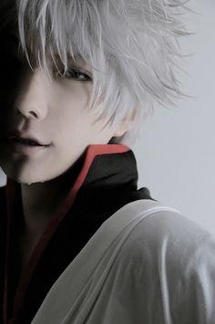 Cosplay by KuryuGintoki Sakata (Gintama)worldcosplay:http://worldcosplay.net/member/kuryu  Twitter:http://twitter.com/rxargyros