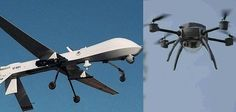 Drones or Flying Robots 101: Everything You Need To Know About Drones  How do you define a drone? What's the difference between an RQ-9 Reaper and a quadrotor? Your pressing drone questions, answered by Popular Science.