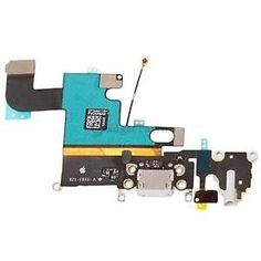 100 Brand NEW Iphone 6 Charging Flex With MIC Headphone Flex Cable Iphone 6 | eBay