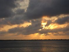 Another sunset off the island of Bonaire