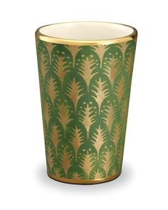 Fortuny+Piumette+Tumblers,+Set+of+4+by+L\'Objet+at+Neiman+Marcus.